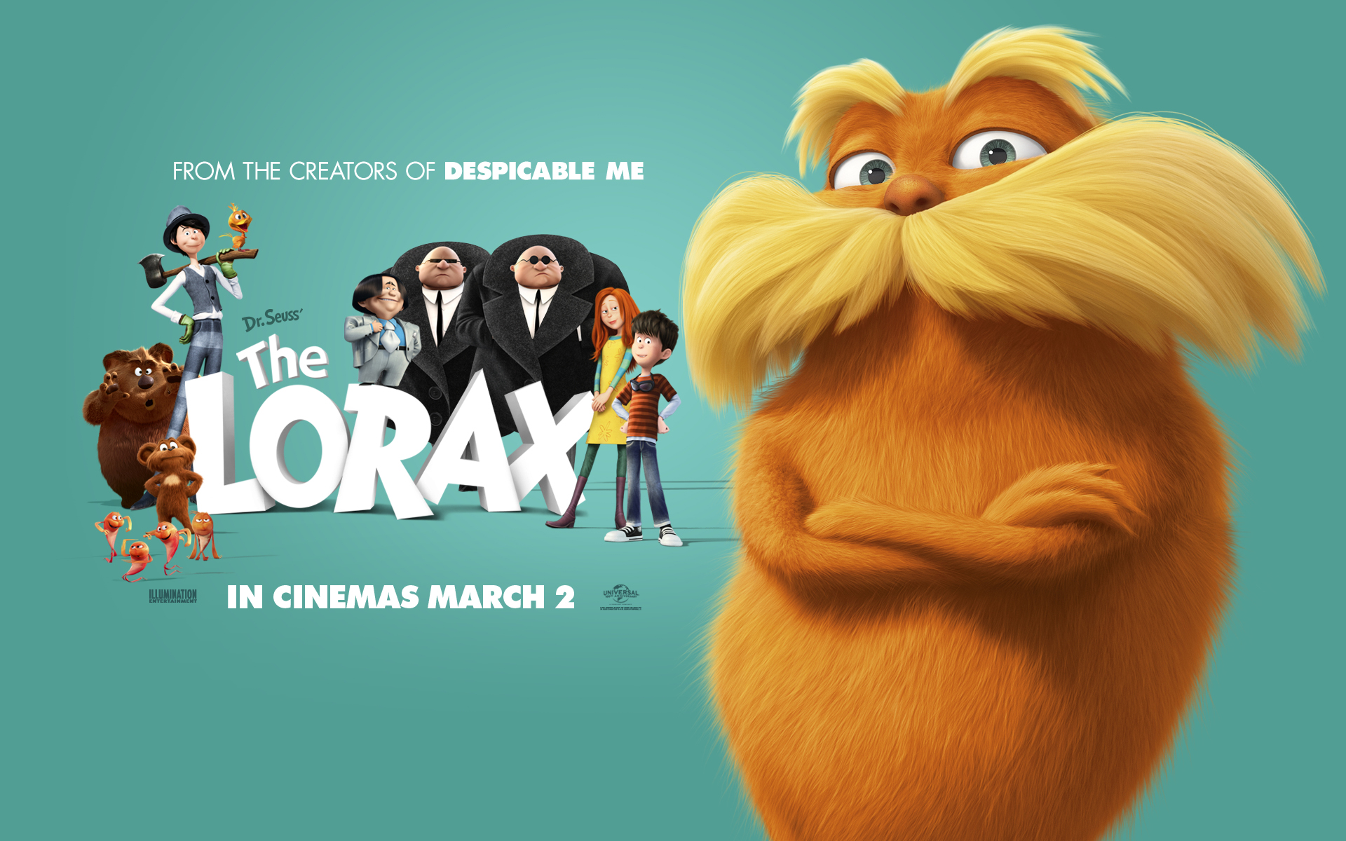 The Lorax Review  AFilmation